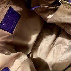 Coach Bags - Coach Daisy Poppy Signature Sateen Satchel Bag